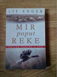 Mir poput reke - Lif Enger