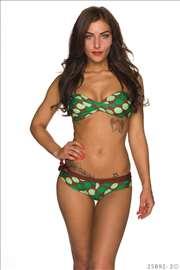 Zeleno braon NOV bikini NO GO Nemacka