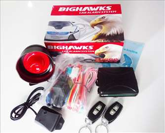 Auto alarm Big Hawk