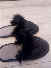 Kućne kožne papuče