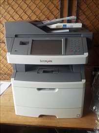 Lexmark x464de /print/copy/scan/fax