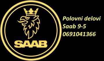 Saab 9-5 delovi