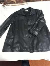 Kožna jakna  - vel. 44 SNIŽENJEEEEEE