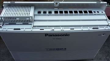 Panasonic centrala 3/8, KX-TES824, novo