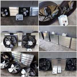 Ventilatori za ugostiteljske objekte