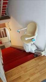 Lift stolica po meri, montaža, servis, garancija