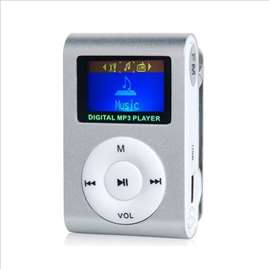 MP3 Player Terabyte sa LCD-om