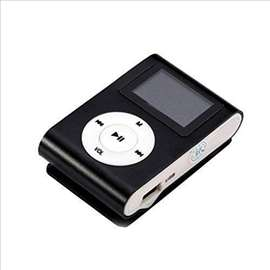 MP3 Player Terabyte sa LCD-om, crni