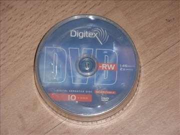 Novi diskovi za DVD kamere (DVD-RW i DVD-R od 1.46