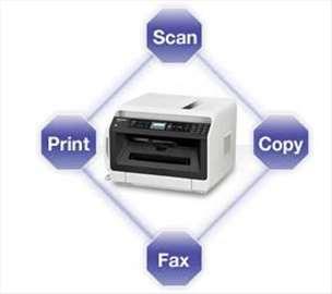 Štampač, kopir, skener i fax. Panasonic kx-mb2120
