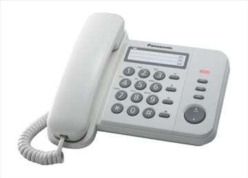 Telefon fiksni Panasonic kx-ts520, novo!