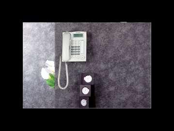 Telefon Panasonic kx-ts880, novo, granacija!
