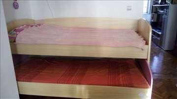 Krevet na sprat Jela Jagodina