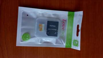 Nova micro sd card 16 gb, klasa 10