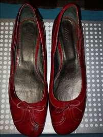 HITNO - Crvene, kozne, handmade