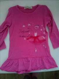 Haljinica i dve bodi majice