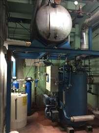 Kompletna kotlarnica za proizvodnju vodene pare
