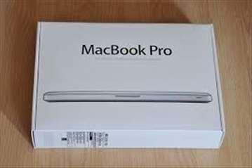MacBook Pro core i7 2.80 GHZ 15'' 16GB RAM 256GB
