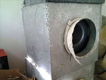 Centrifugalni ventilatori 6000m3/h