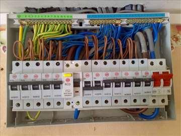 Električar - održavanje, izrada, popravka