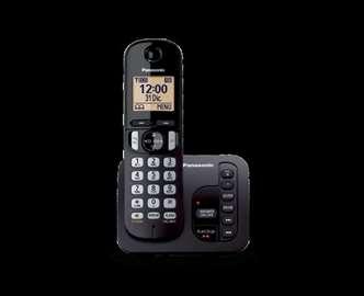 Panasonic KX-TGC220, poseduje digit. sekretaricu