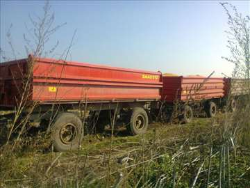 Prikolica Zmaj 510 10 tona