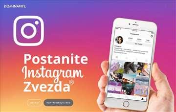 Priprema jedinstvene Kampanje za Instagram!