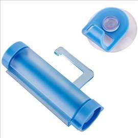 Zidna cediljka - držač za pastu za zube
