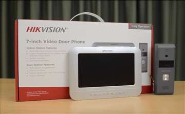 DS-KIS203 Hikvision video interfon za jednog