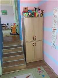 Nameštaj za dečji vrtić ili igraonicu