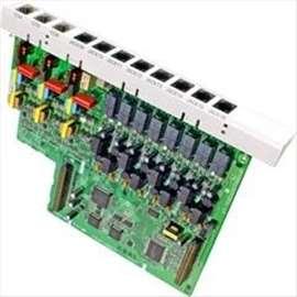Panasonic kartica kx-te82483, proširenje 3/8, novo