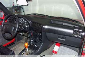 BMW E30 kaseta fioka