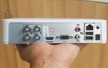 DS-7104HQHI-F1/N HD-TVI DVR Hikvision za 4 full HD