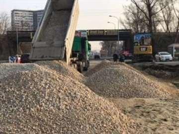 Prodaja tucanika(rizle), frakcija,grebanog asfalta