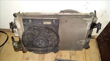 Hladnjak ventilator opel astra g