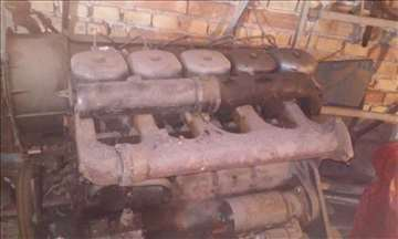 Motor Magirus petak