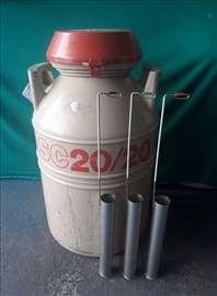 Kontejner - boca za tečni azot MVE SC20/20