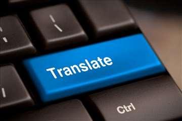 Prevođenje literature sa engleskog jezika