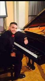 Časovi klavira-klavijatura, solfeđa, teorije