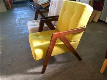Fotelje retro stil