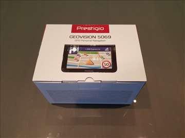 GPS PRESTIGIO 5069 mape 2019 NOVO garancija magnet