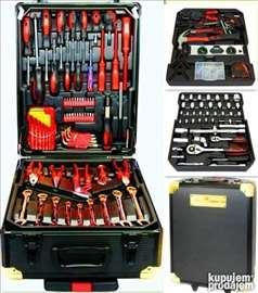 Set od 356 alata smeštenih u koferu,Povoljno!