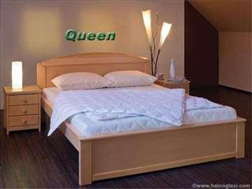 Kreveti, puno drvo, parena bukva