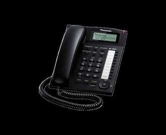 Panasonic kx-ts880, lcd displej, spikerfon, novo.