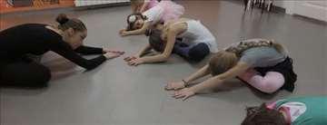 Časovi baleta, vrtići i predškolske ustanove
