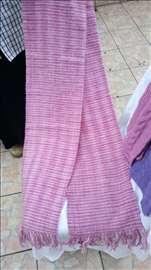 Pleteni i tkani šalovi