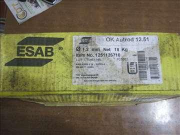 ESAB žica za zavarivanje