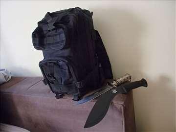 Taktički višenamenski ranac torba