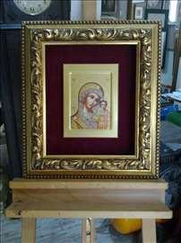 Uramljivanje ikona i relikvija