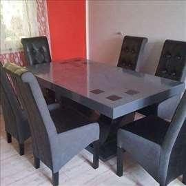 Veliki izbor stolova i stolica
